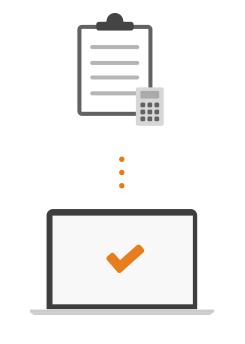 Hoe werkt online boekhouden? Wij boeken en u volgt op!